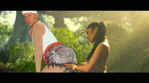 Ellen's Anaconda Video!