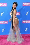 2018 VMAs carpet 1