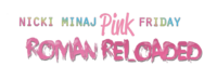 Pink Friday Roman Reloaded logo.png
