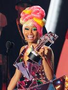 Nicki VMA