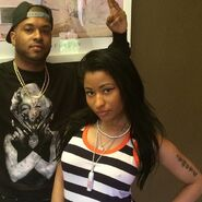 Nicki and kane