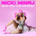 Girls Fall Like Dominoes cover