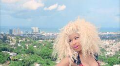 Nicki Minaj - Pound The Alarm (Video)