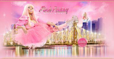 Pink Friday fragrance advert 3