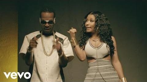 Clean Video. Nicki Minaj, Lil Bibby, Young Thug