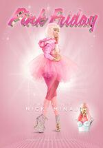 Pink Friday fragrance advert 2