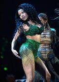2014 VMAs Anaconda performance 2