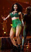 2014 VMAs Anaconda performance 1