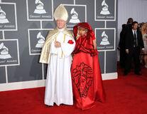 2012 Grammy Awards carpet 3