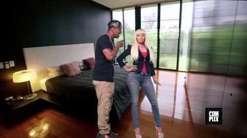 Cam'ron - So Bad (Official Video) ft. Nicki Minaj
