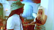 With lilwayne at HSMV
