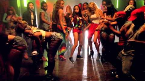 "French Montana feat. Nicki Minaj ""FREAKS"" Music Video (BEHIND THE SCENES)"
