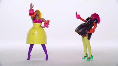Nicki Minaj - Barbie Tingz (Music Video Teaser)