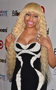 Nicki Minaj Women in Music Awards