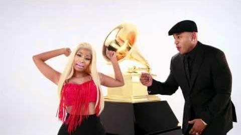 Grammys photo shoot