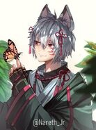 Himafu twitter Background