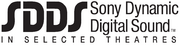 SDDS 1993 logo In Selected Treatres.png