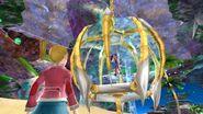 Nights imprisoned in Aqua Garden