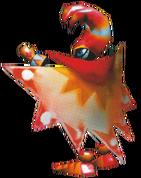 Jackle render (transparent)