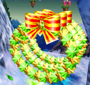 Christmas NiGHTS rings