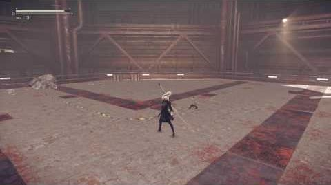 『NieR-Automata_Demo』High_Jump_tutorial