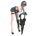 NA 2B Revealing Outfit