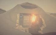 Desert Zone/Trial of Sand