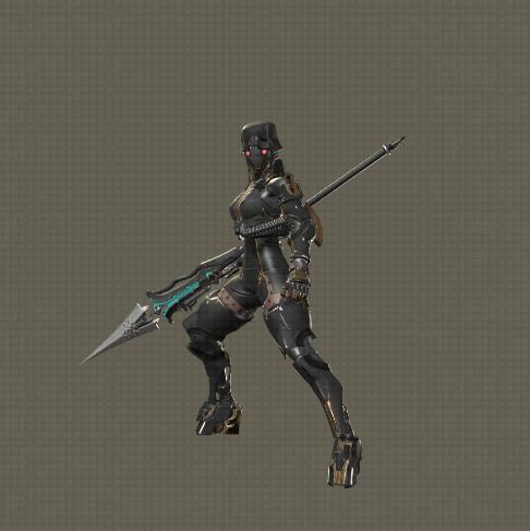 YoRHa (Heavy Armament)