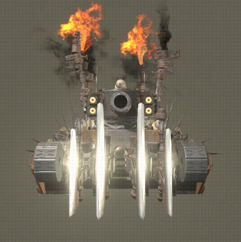 Goliath Tank (Desert)