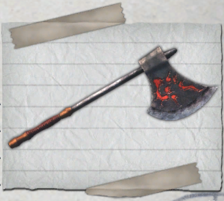 Axe of Beheading