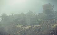 City Ruins/Shopping Center