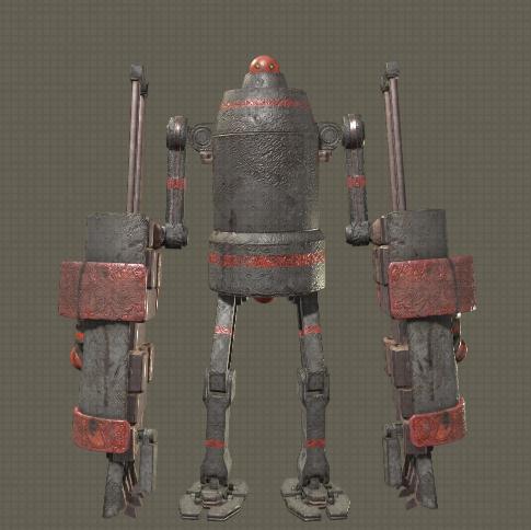 Goliath Biped (Enhanced)