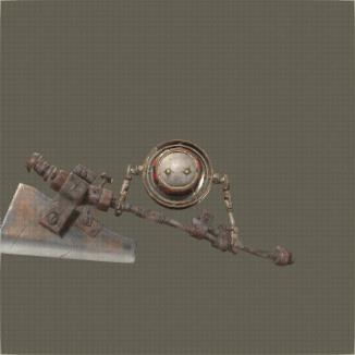 Small Sphere (Standard)