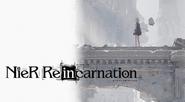 NieR Reincarnation landscape