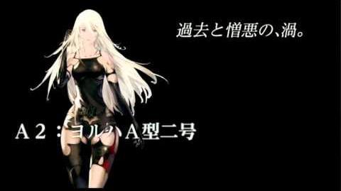 NieR Automata new footage