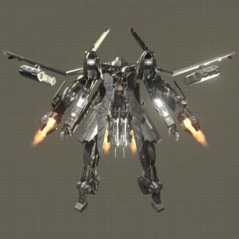 YoRHa (Flight Unit)