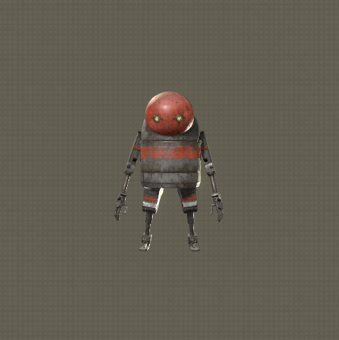 Small Biped (Enhanced)