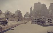 Desert Zone/Border Area