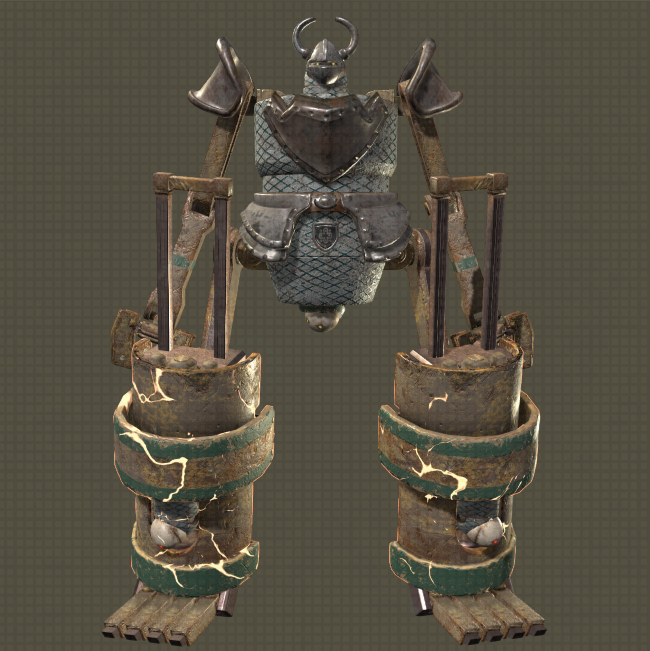 Goliath Biped (Forest)