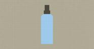 Neon Blue Hair