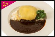 NA YoRHa No.2 Type B - Black Hamburg Steak Curry