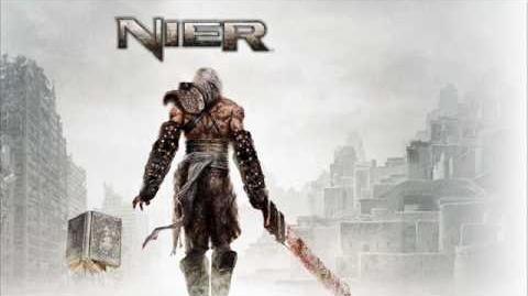 Nier Music - Shadowlord's Castle Memory & Roar