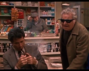 Ep 1x5 - Ralph Foley senses Dan smoking cigar