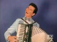 Dan and his accordion