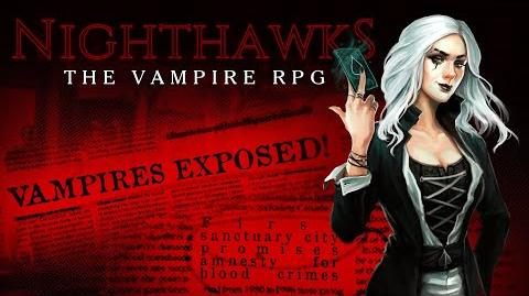 "Nighthawks The Vampire RPG - ""A Night On The Town"""
