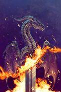 Firebrand from Knightfall Cover