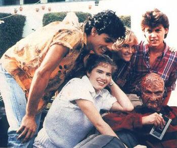 Johnny Depp Elm Street Wiki Fandom