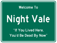 Welcome to Night Vale road sign.png