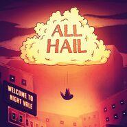 All Hail poster