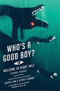 Who's a Good Boy book cover